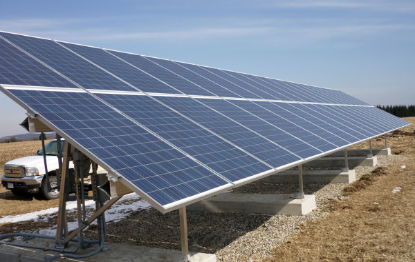 20 Kw Ground Mounted Systems