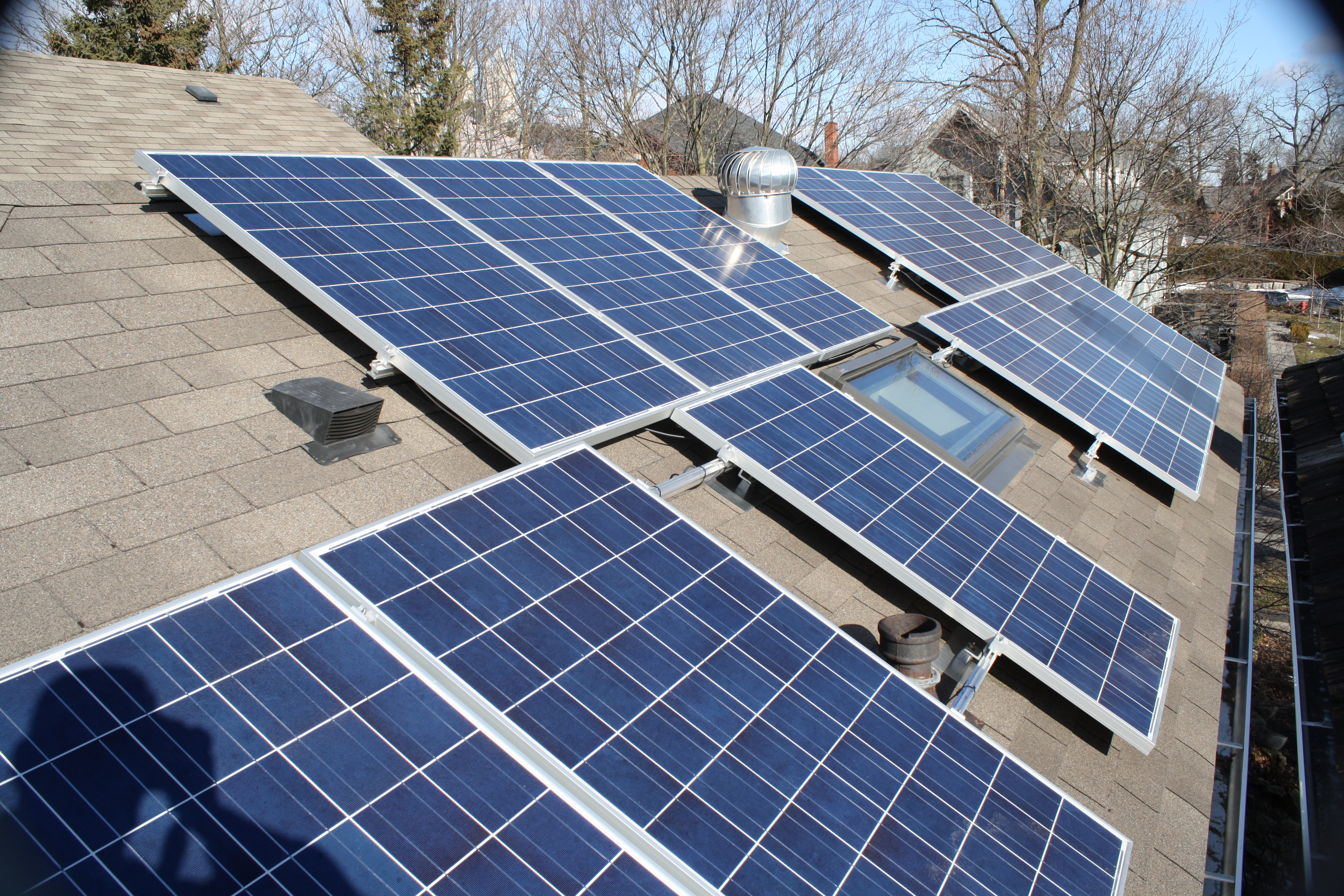 5kw System Guelph Maintenance Package Solar Panel